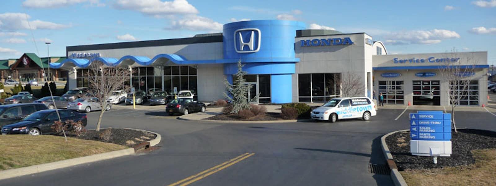 Middltown Honda Exterior