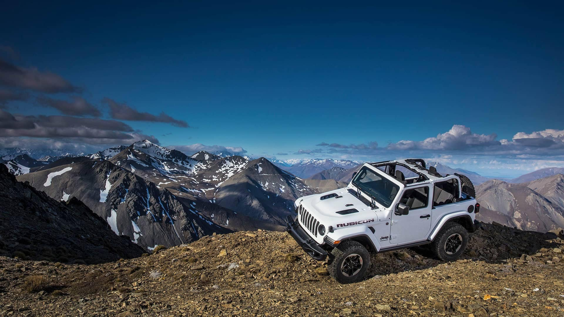 Jeep Wrangler Model Options