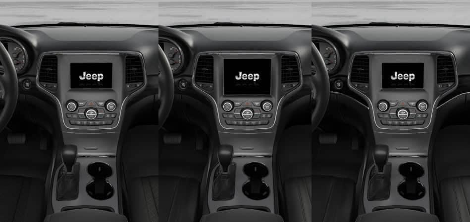 Jeep Grand Cherokee Trims