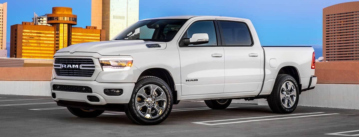 Ram 1500 Truck Engine Options