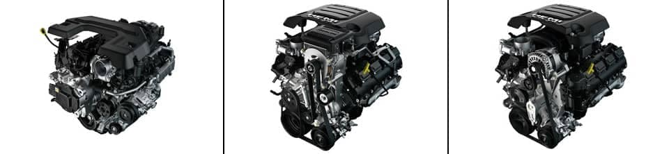 Ram 1500 Engines