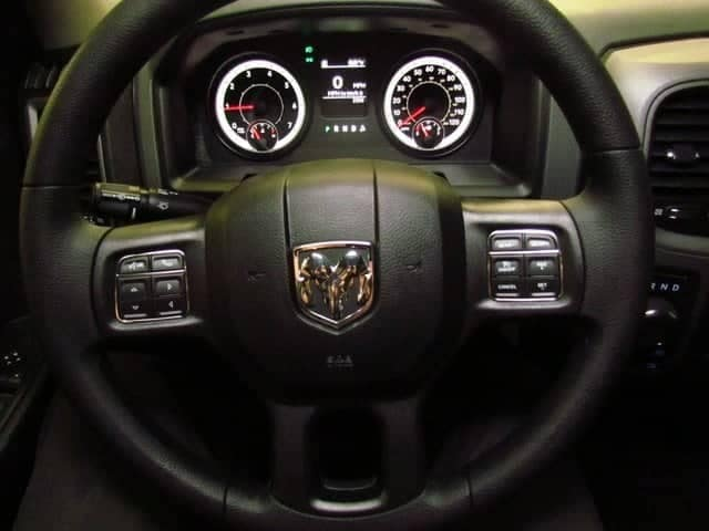 2019 Ram 1500 Classic Steering Wheel Controls