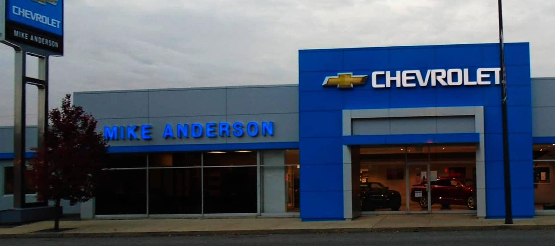 Chevy Dealership Near You Mike Anderson Chevrolet Of Chicago