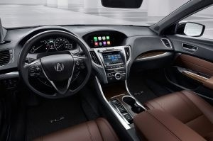 5 Features of the 2018 Acura TLX That Redefine Performance Luxury Sedans