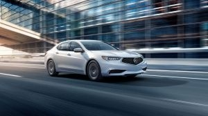 A Look at the 2018 TLX Redesign