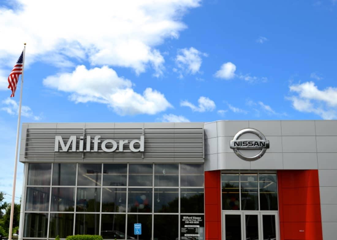 Milford Nissan Dealership