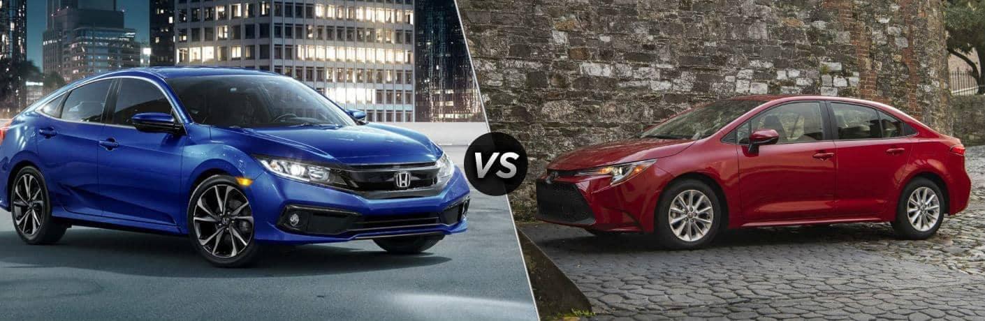 2020_Honda_Civic_vs_2020_Toyota_Corolla_o