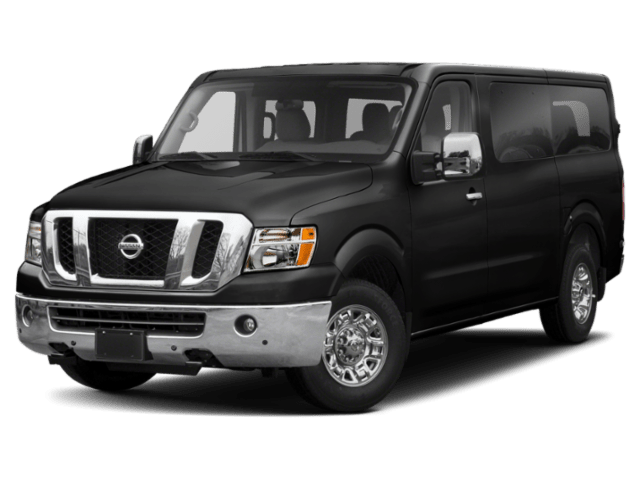2017 Nissan Passenger NV angled