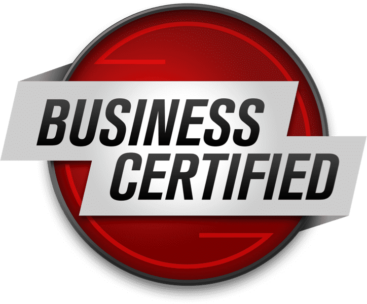 Nissan Busines Certified Logo