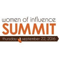 women of influence summit logo