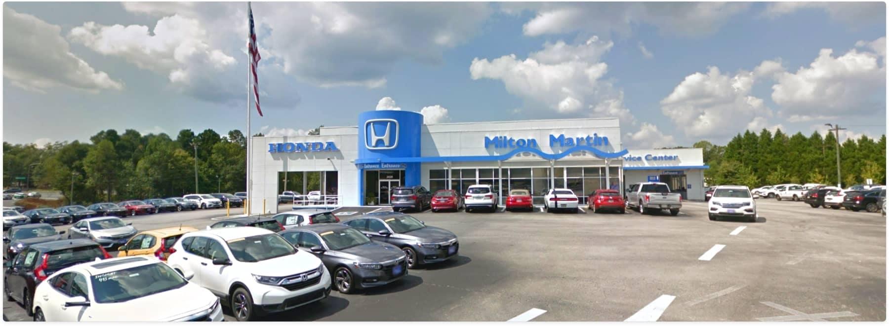 Milton Martin Honda Dealership