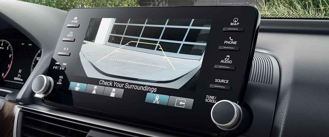 2018 Honda Accord Rearview Camera