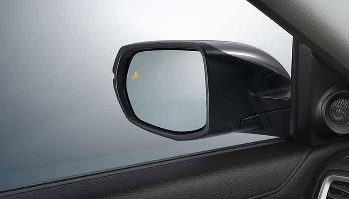2018 Honda CR-V Blind Spot Monitoring system