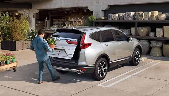 2018 Honda CR-V Hands Free Tailgate