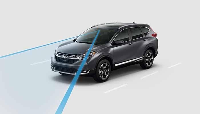 2018 Honda CR-V Lane Keeping Assist