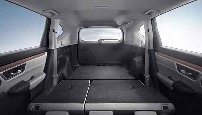 2018 Honda CR-V Open Area Cargo Space