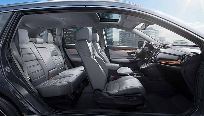 2018 Honda CR-V Seating