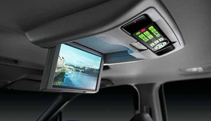 2018 Honda Pilot Rear Entertainment System
