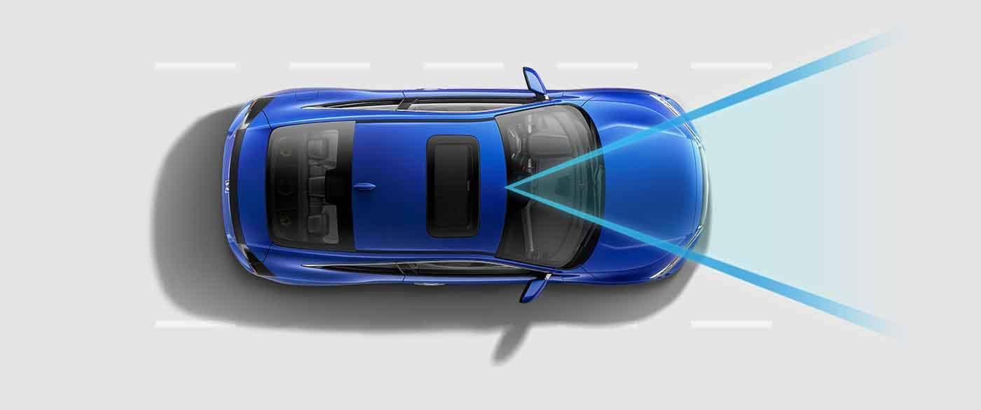 2018 Honda Civic Coupe Lane Keeping Assist