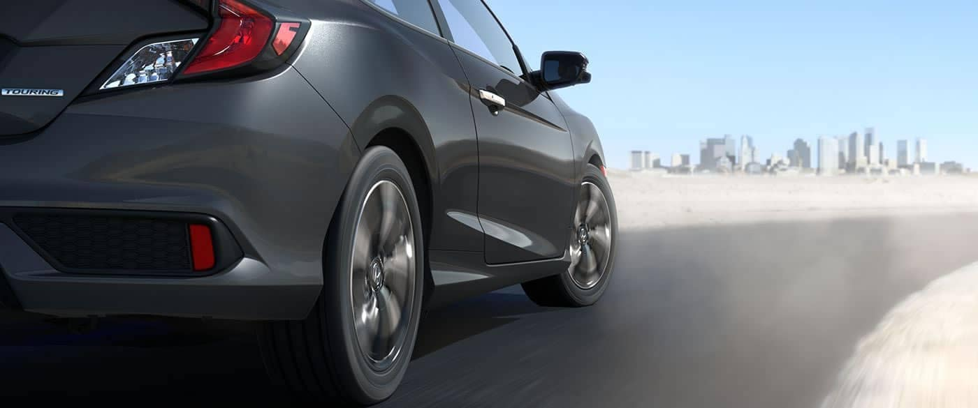 2018 Honda Civic Coupe Traction Control