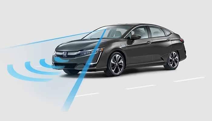 2018 Honda Clarity Plug In Hybrid Honda Sensing