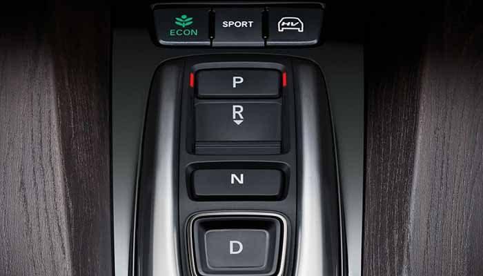 2018 Honda Clarity Plug In Hybrid Transmission