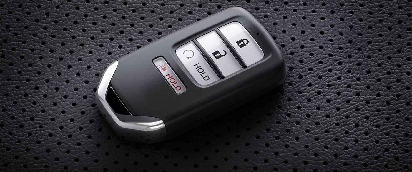 2019 Honda Ridgeline Keyless Key Fob and Remote Start