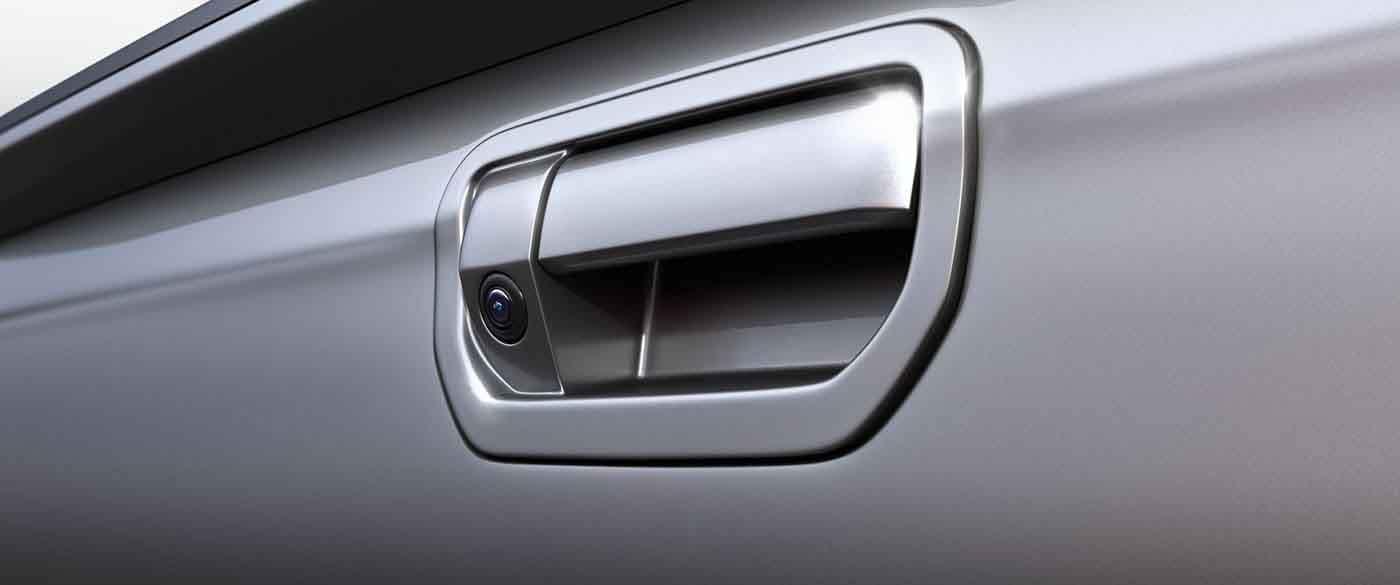 2019 Honda Ridgeline Rearview Camera