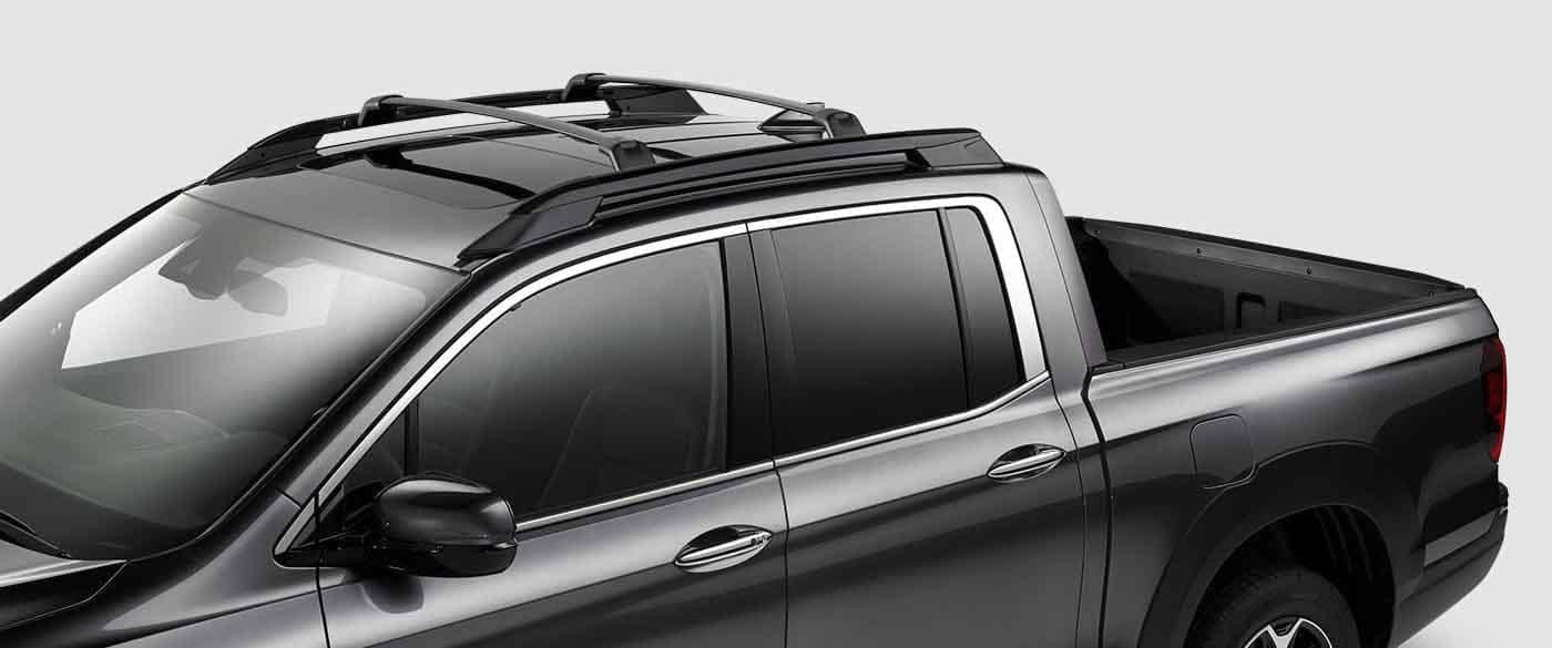 2019 Honda Ridgeline Roof Rails