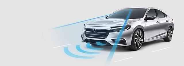 Honda Insight Honda Sensing