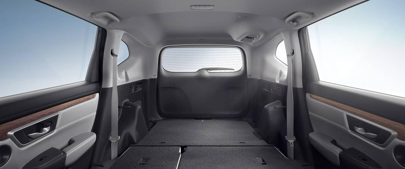 2018 Honda CR-V Cargo Area 60-40 Seats
