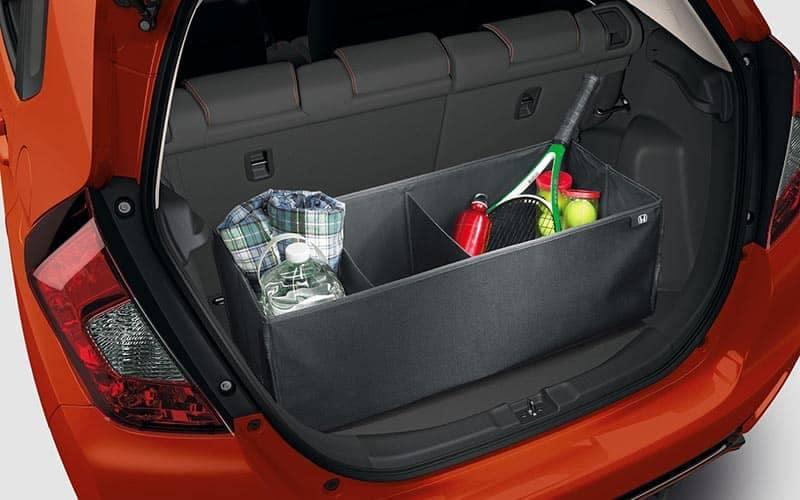 2018 Honda Fit Cargo Storage Organizer