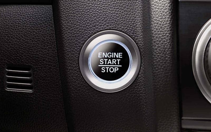 2018 Honda Fit Push Button Start