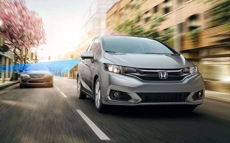2019 Honda Fit Honda Lanewatch