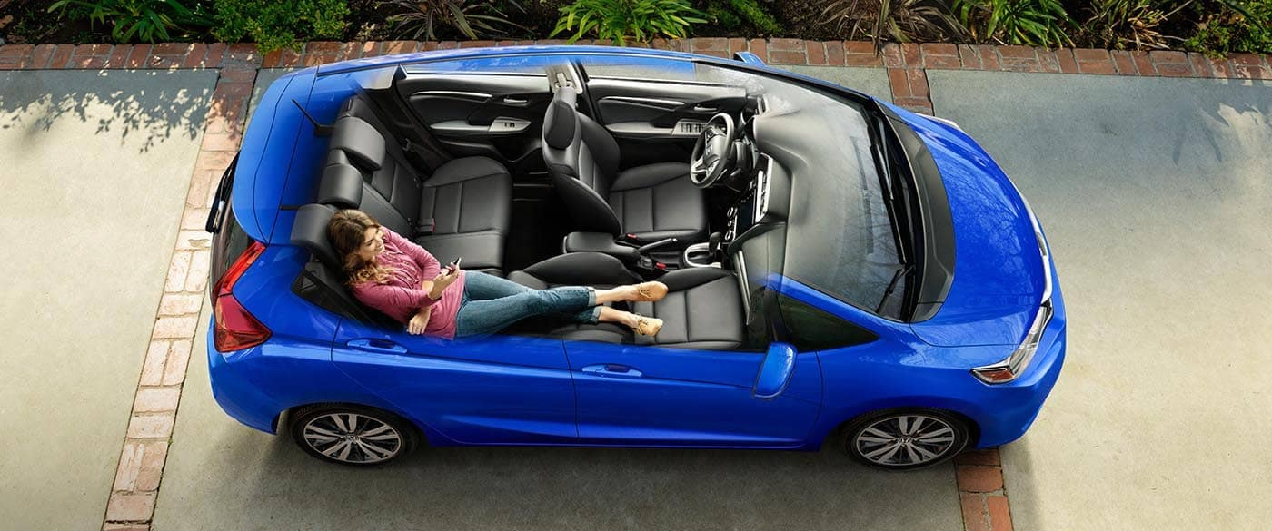 2019 Honda Fit Refresh Mode