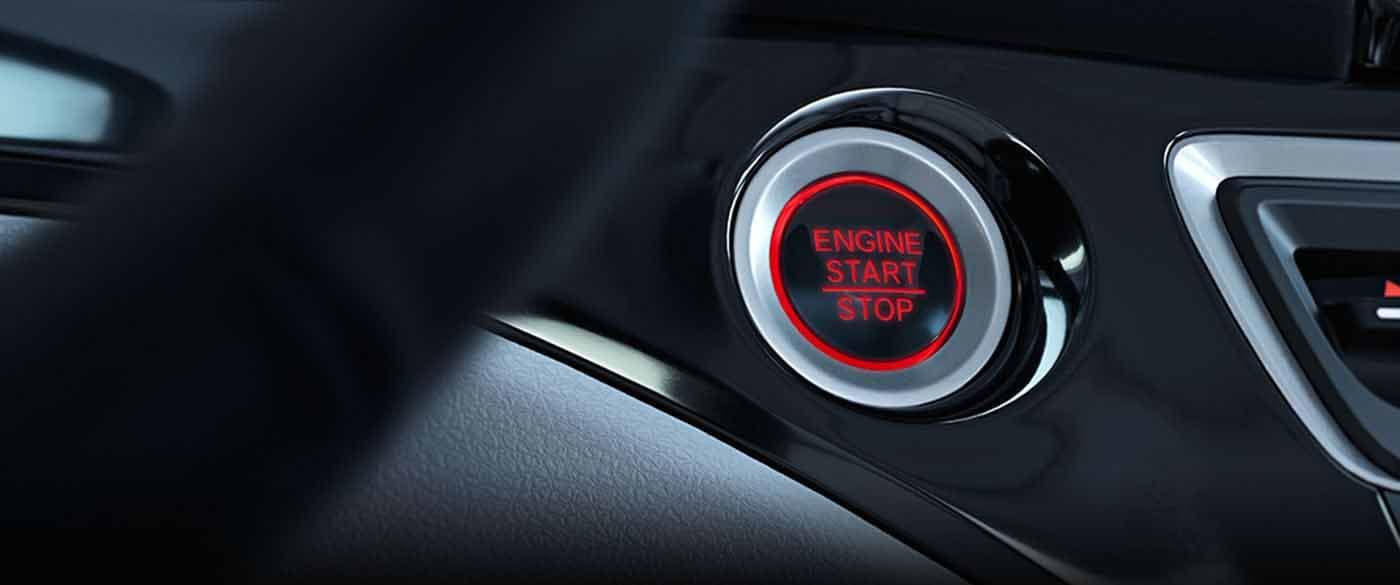 2019 Honda Ridgeline Push Button Start