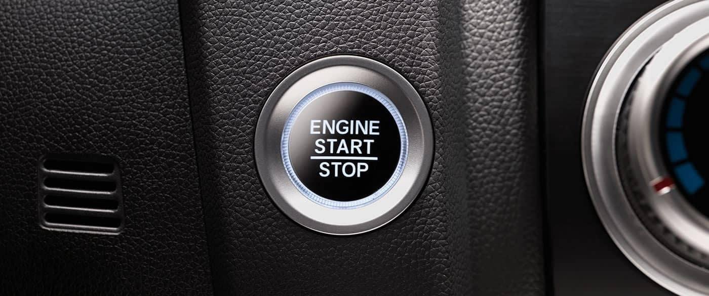 2019 Honda Fit Push Button Start