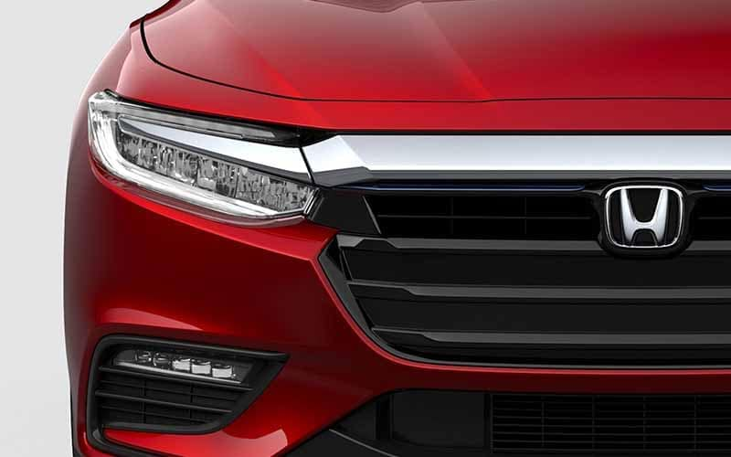2019 Honda Insight LED Headlights