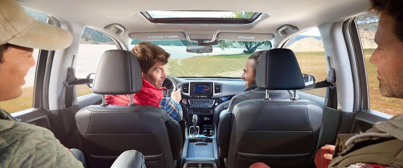 2019 Honda Ridgeline Navigation System