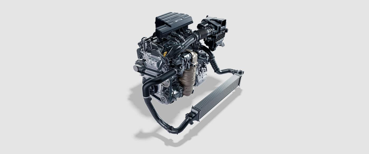 2018 Honda CR-V Turbocharged Engine
