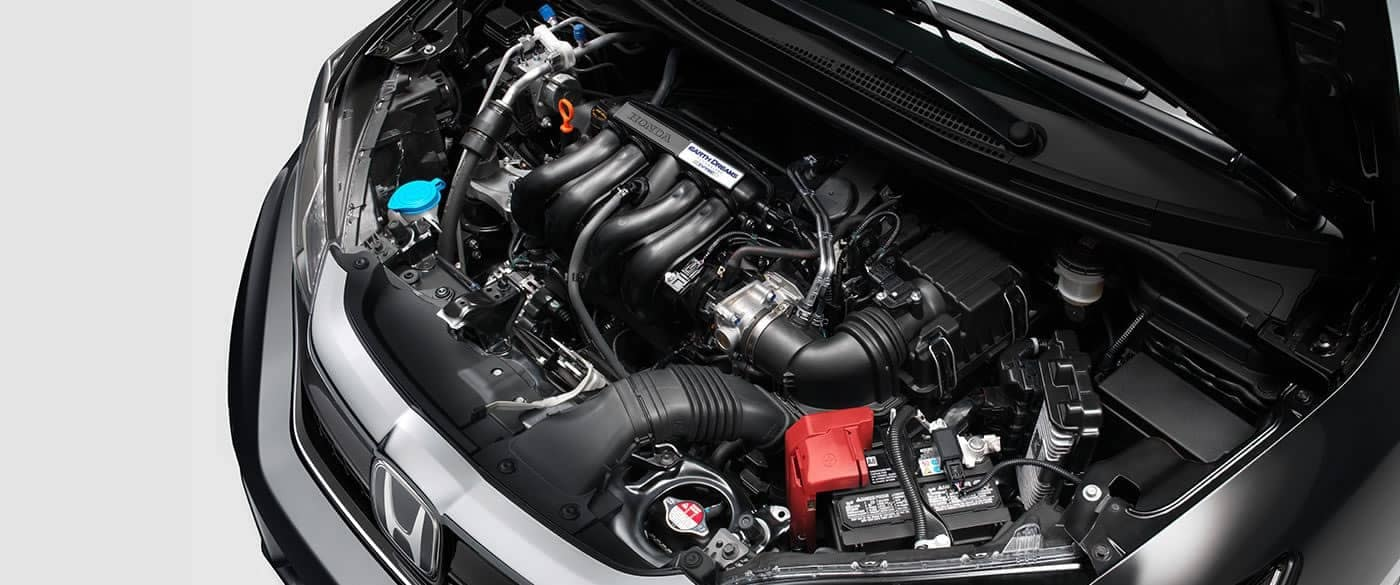 2018 Honda Fit Engine