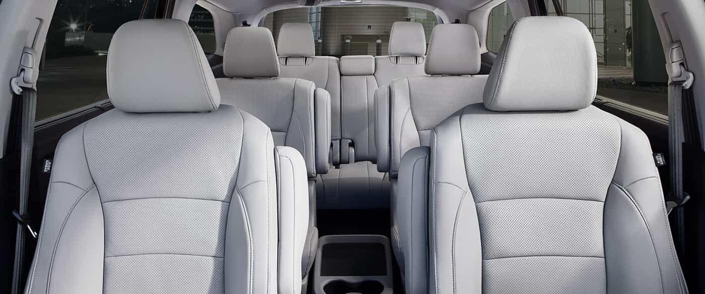 Honda Pilot Interior Seating