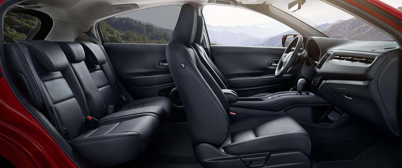 2019 Honda HR-V Interior Seating