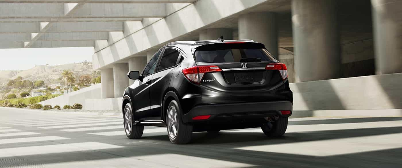 2019 Honda HR-V MPG Driving