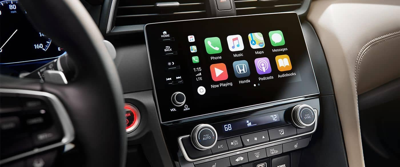 2019 Honda Insight Automatic Climate Control and Apple Carplay