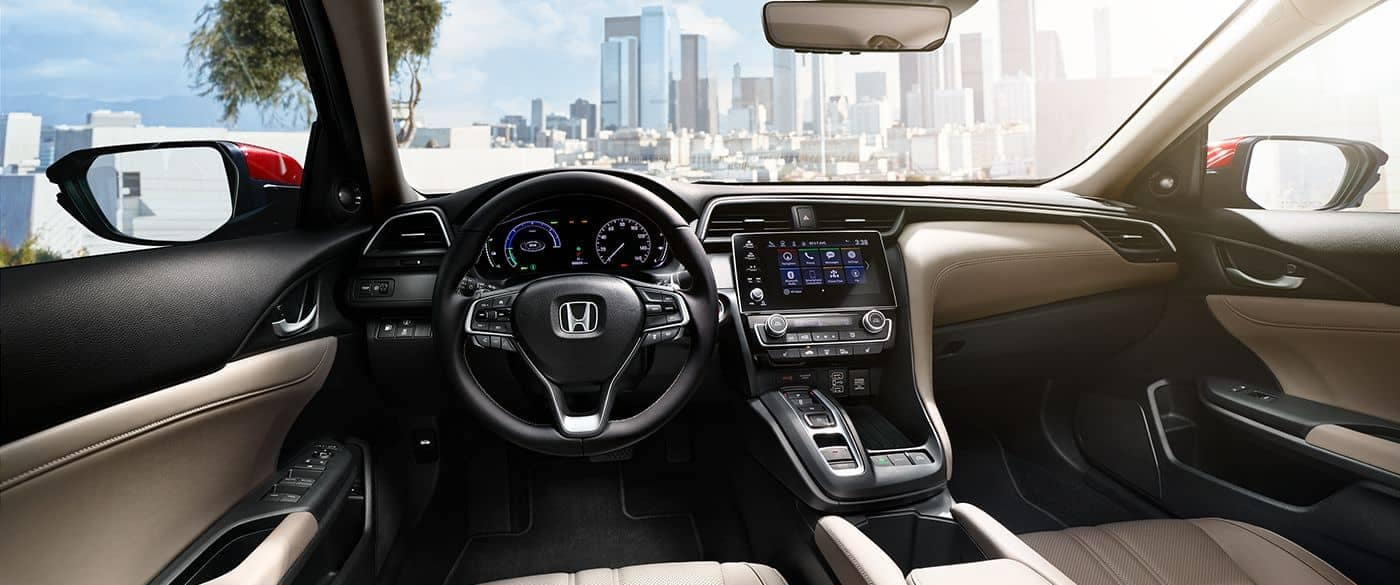 2019 Honda Insight Interior Speaker System