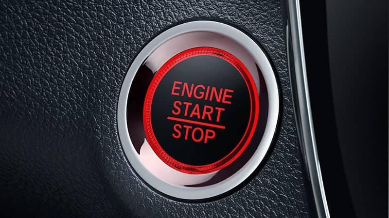 2019 Honda HR-V Engine Start Button