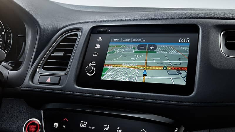 2019 Honda HR-V Navigation System