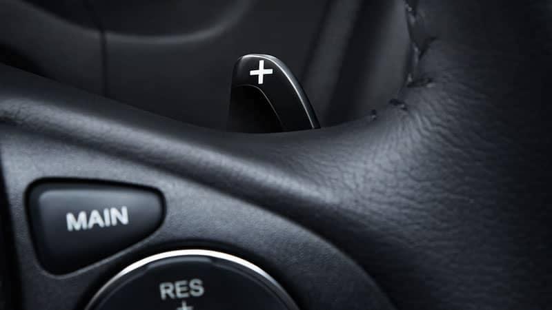 2019 Honda HR-V Sport Paddle Shifters