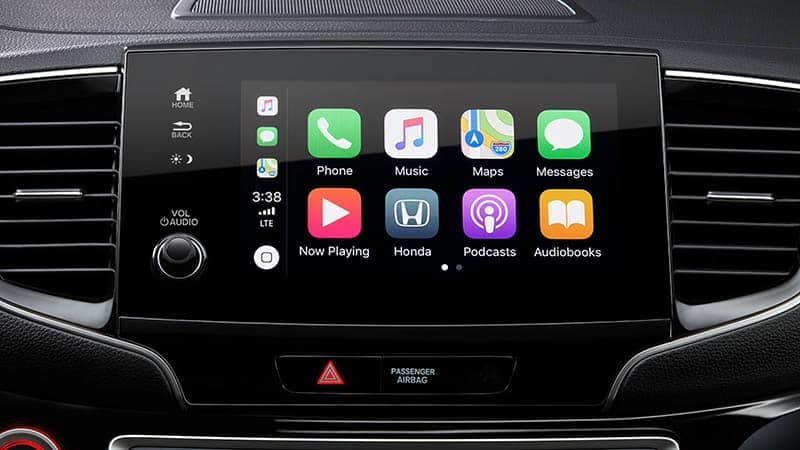 2019 Honda Pilot Apple Carplay